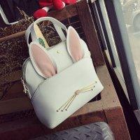 NN0801#兔子单肩包
