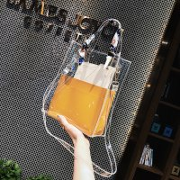HY1809 透明子母包