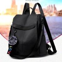 多用旅行女士背包简约时尚书包定制包RY0869