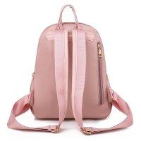牛津尼龙布双肩包女学生书包韩版旅行包时尚背包MM473