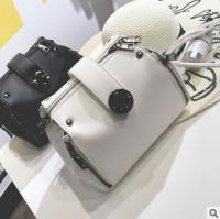 2017新款女包韩版单肩包时尚百搭斜挎包简约相机包小方包SJP704